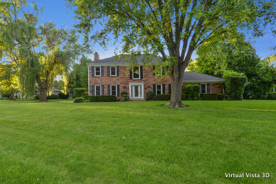 Libertyville Single Family Home New: 1212 St James Place