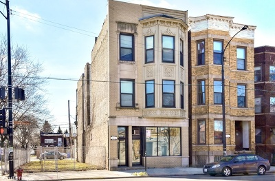 Chicago Multi Family Home New: 2603 West Chicago Avenue