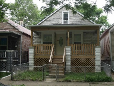 Chicago IL Single Family Home New: $62,500
