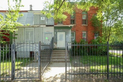 Chicago Multi Family Home New: 10665 South Champlain Avenue