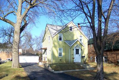 Wheaton Single Family Home For Sale: 1411 Hill Avenue