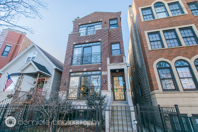 Chicago Condo/Townhouse New: 2508 North Southport Avenue #2