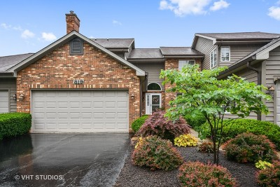 Glen Ellyn Condo/Townhouse Contingent: 819 Saddlewood Drive