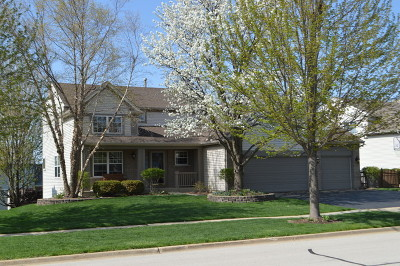Huntley Single Family Home New: 9941 Chetwood Drive