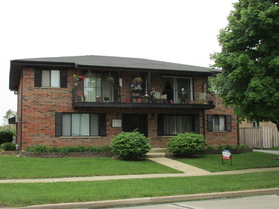 Tinley Park Multi Family Home New: 18118 66th Avenue