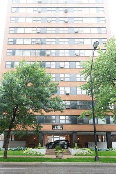 Chicago Condo/Townhouse New: 6118 North Sheridan Road #509