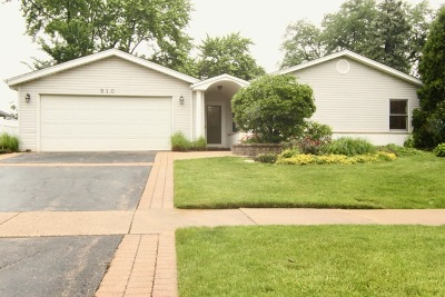 Arlington Heights IL Single Family Home New: $425,000
