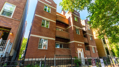 Chicago Condo/Townhouse New: 2132 West Evergreen Avenue #1D