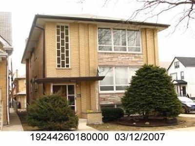 Chicago IL Multi Family Home New: $239,900