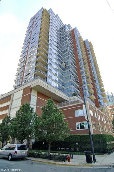 Chicago IL Condo/Townhouse New: $294,500