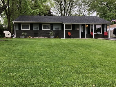 Bolingbrook Single Family Home New: 140 Queenswood Road