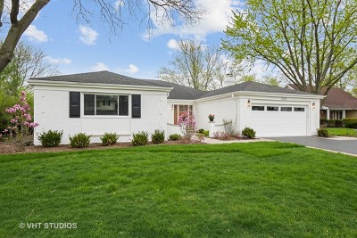 Northbrook Single Family Home New: 2613 Mulberry Lane