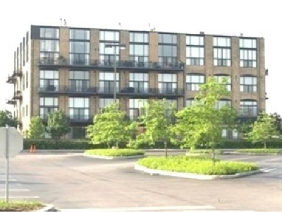 Condo/Townhouse New: 2614 North Clybourn Avenue #310