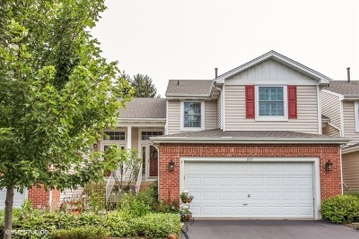 Willowbrook IL Condo/Townhouse For Sale: $294,600