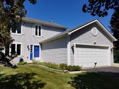 Fox Lake Single Family Home For Sale: 32 Ingleside Shore Road