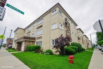 Chicago Condo/Townhouse New: 6555 West Belmont Avenue #3E