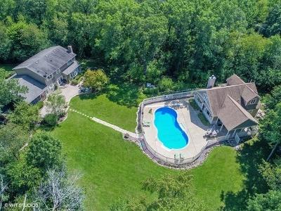 Mc Henry County Single Family Home New: 2803 Dunham Woods Road