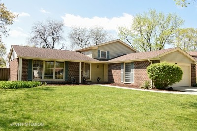 Arlington Heights IL Single Family Home New: $349,900