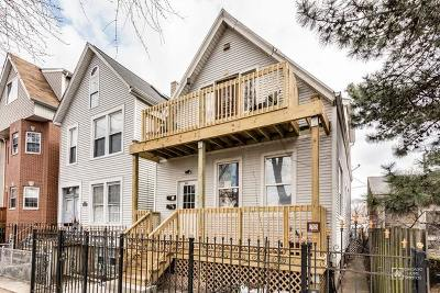 Chicago Multi Family Home New: 3111 North Oakley Avenue