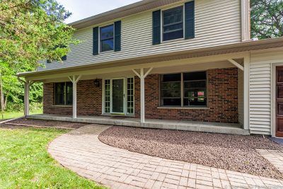 Barrington Single Family Home For Sale: 24640 West Middle Fork Road