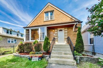 Chicago Single Family Home New: 5812 West Warwick Avenue