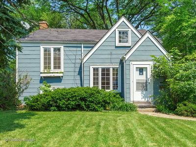 Clarendon Hills Single Family Home For Sale: 139 Arthur Avenue