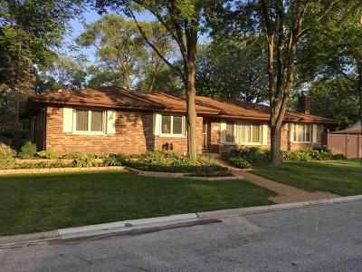 Tinley Park Single Family Home New: 17310 71st Avenue