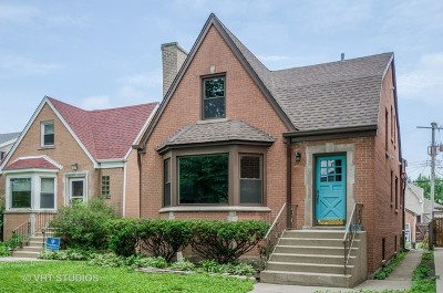 Chicago Multi Family Home New: 5609 North Miltimore Avenue