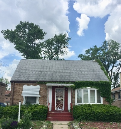 Riverdale IL Single Family Home New: $60,500