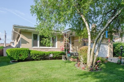 Chicago IL Single Family Home New: $679,900