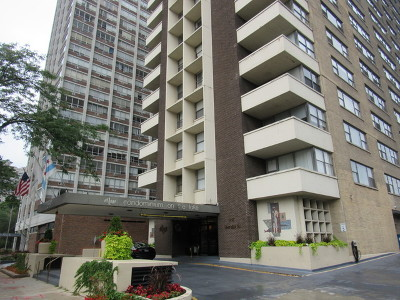 Chicago Condo/Townhouse New: 6157 North Sheridan Road #7B