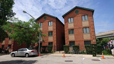 Chicago Condo/Townhouse New: 1908 South Wells Street #2