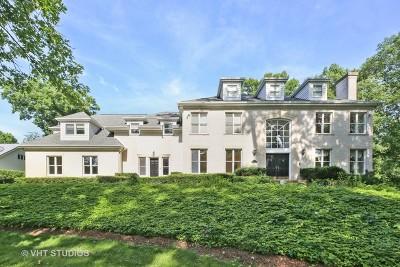 Lemont Single Family Home For Sale: 47 Brookside Drive
