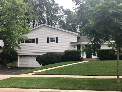 Northbrook Single Family Home For Sale: 1845 Barberry Road