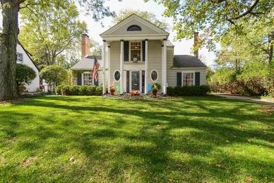 Flossmoor Single Family Home For Sale: 618 Argyle Avenue