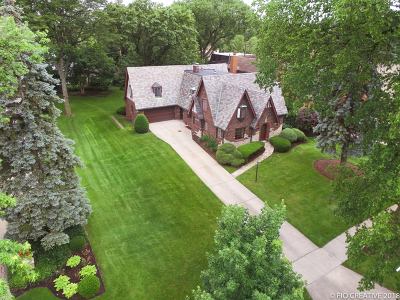 Elmhurst Single Family Home For Sale: 314 South Kenilworth Avenue