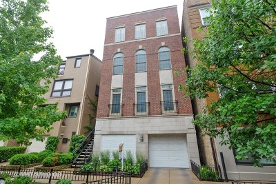 Condo/Townhouse For Sale: 1654 North Mohawk Street #3