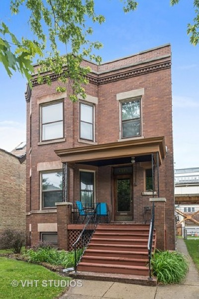Multi Family Home For Sale: 1340 West Roscoe Street