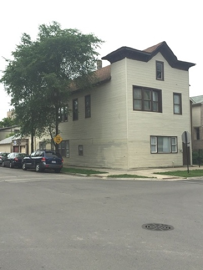 Multi Family Home For Sale: 2501 West Cortland Street