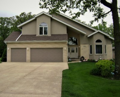 Bensenville Single Family Home For Sale: 4n234 Central Avenue
