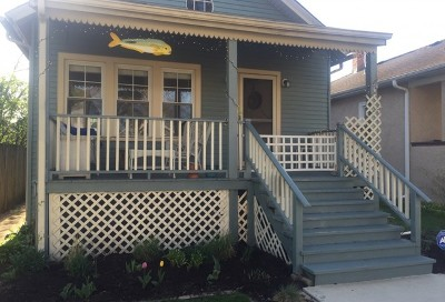Forest Park Single Family Home Price Change: 1006 Ferdinand Avenue