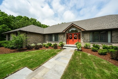 Barrington Single Family Home For Sale: 200 Dundee Road