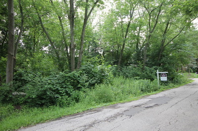 Lake In The Hills Residential Lots & Land For Sale: 526 Blackhawk Drive