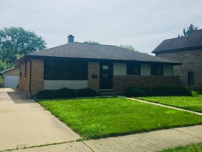 Elmhurst Single Family Home For Sale: 459 North West Avenue