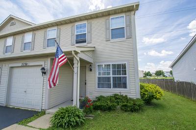 Montgomery Condo/Townhouse For Sale: 2230 Rebecca Circle