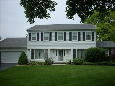 Palatine Single Family Home For Sale: 1240 West Borders Drive