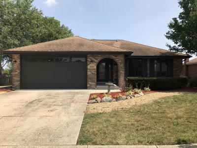 Orland Park, Tinley Park, Evergreen Park, Oak Lawn, Matteson, Olympia Fields, Flossmoor, Frankfort, Country Club Hills, Richton Park, Palos Heights, Palos Park, Palos Hills, Orland Hills, Homewood, Crestwood Single Family Home For Sale: 15157 Royal Georgian Road