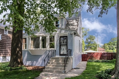 Single Family Home For Sale: 2226 West Lunt Avenue