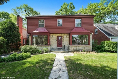 Wilmette Single Family Home For Sale: 1935 Highland Avenue