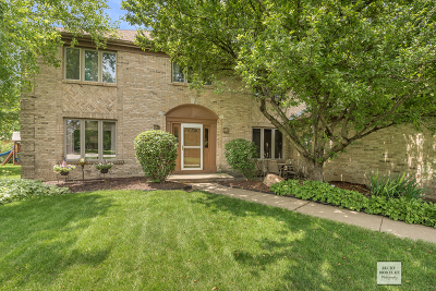 Ashbury Single Family Home For Sale: 3507 Othello Drive